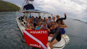 Costa Rica scuba diving with Bill Beard's