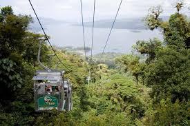 Aerial Tram Arenal Volcano