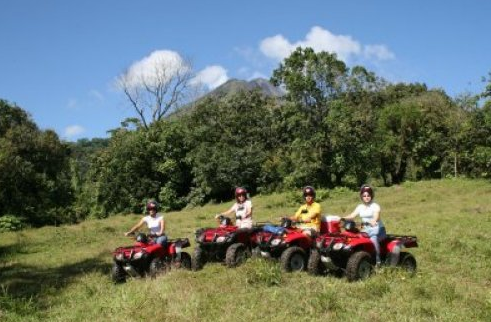 ATV tour in Costa Rica
