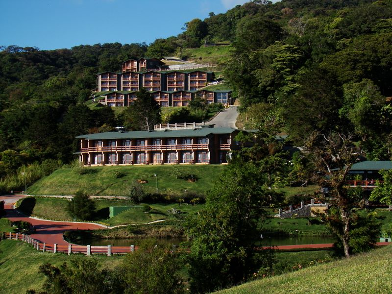 El establo monteverde cloud forest costa rica scuba for Hotels tours