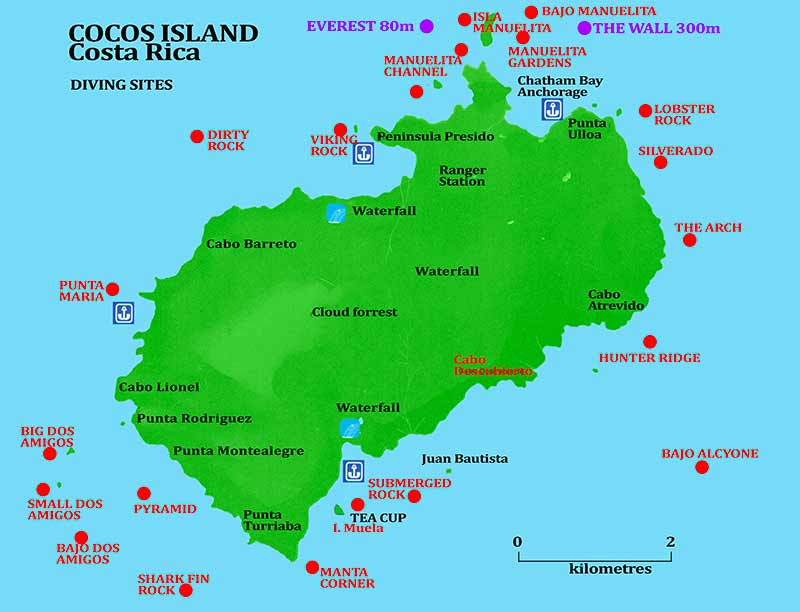 Cocos-Island-diving-map