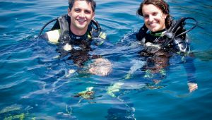Scuba diving in Costa Rica is world class fun