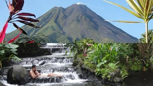 volcano hot springs arenal