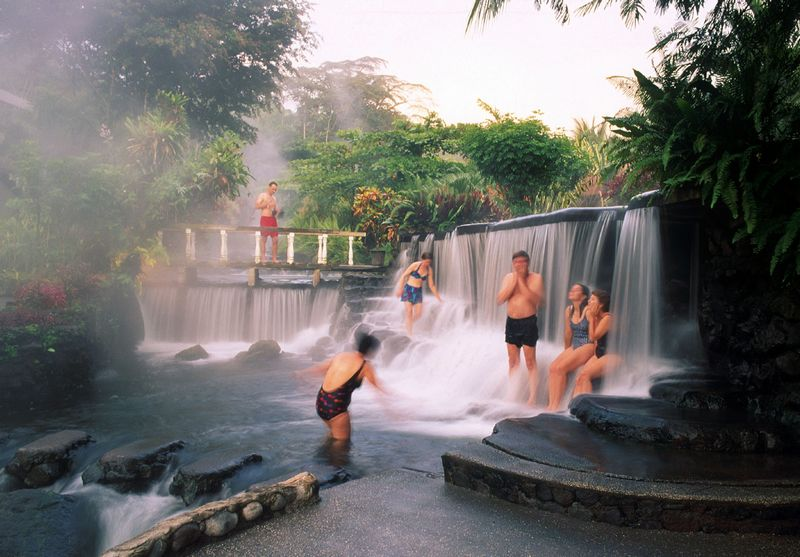 Arenal Volcano And Hot Springs Full Day Costa Rica Scuba Diving Adventure With Bill Beard