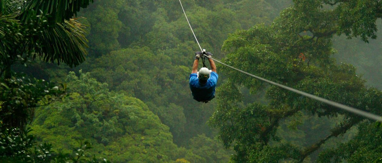 Sky Tours Zipline Costa Rica