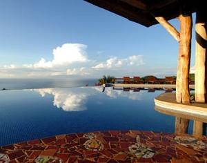 pool bar view
