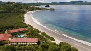 Flamingo Beach Resort On the Pacific Ocean of Costa Rica