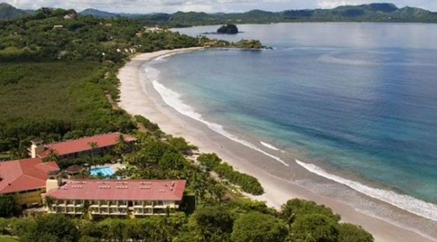 Flamingo Beach Resort On the Pacific Ocean of Costa Rica