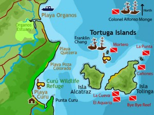 Tortuga-Dive-Sites