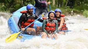 Costa Rica white Water Rafting On The Balsa River