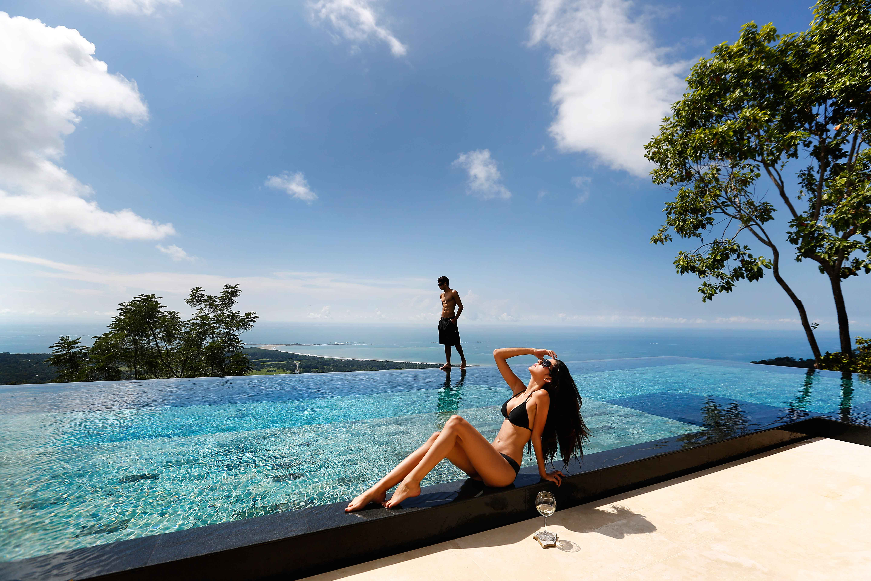 Kura design villas in costa rica costa rica scuba diving for Pool design costa rica