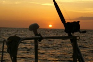 Sunset Cruise With Fishing Costa Rica
