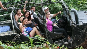 4 X 4 Off Road Trippin In Costa Rica Adventure