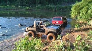 4 X 4 Off Road Trippin Adventure In Costa Rica