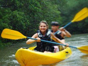 Kayak Mangrove Estuary Tamarindo Costa Rica
