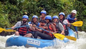 World class white water river rafting with Bill Beard's