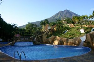 Los Lagos hot springs and resort Arenal Volcano Costa Rica with Bill Beard's