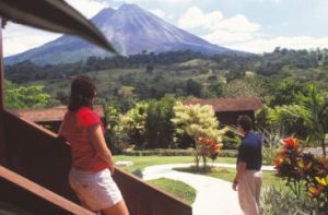 Arenal Paradiso resort and spa costa rica with Bill Beard's